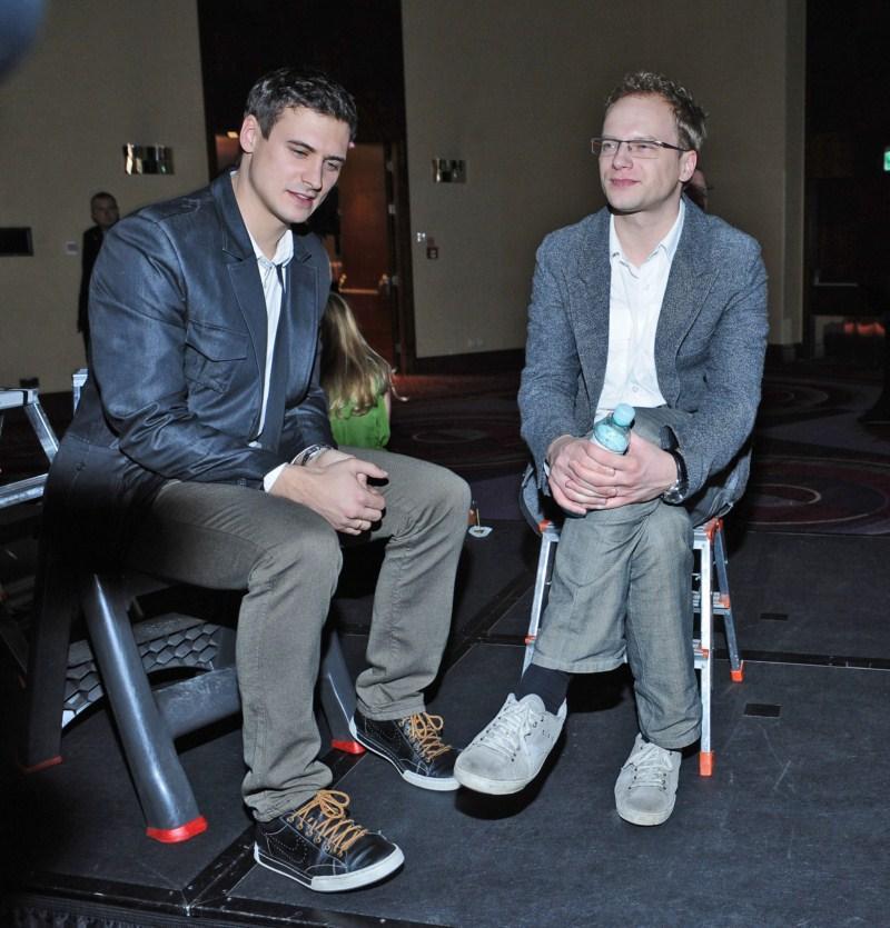 Mateusz Damięcki, Maciej Stuhr - Pokaz Macieja Zienia Relation w/l 2011