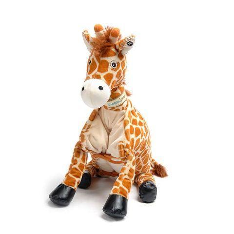 Zoobies 3w1 -maskotka, poduszka , kocyk - Żyrafka Jafaru