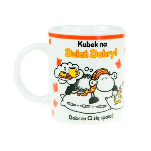 Kubek z owieczką, Kukartka - 17,99 zł