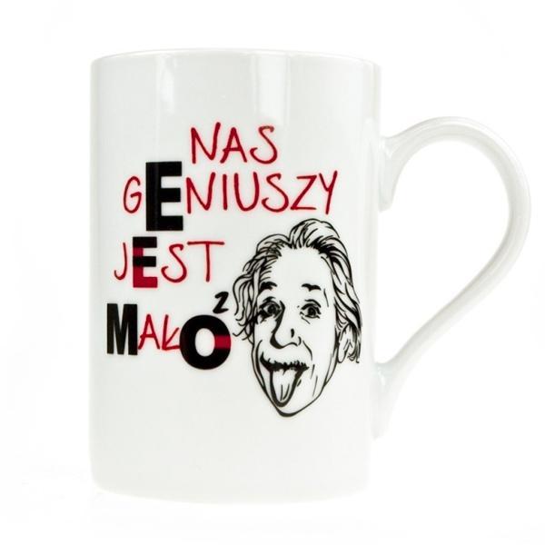 Kubek dla geniusza, Kukartka - 17,99 zł