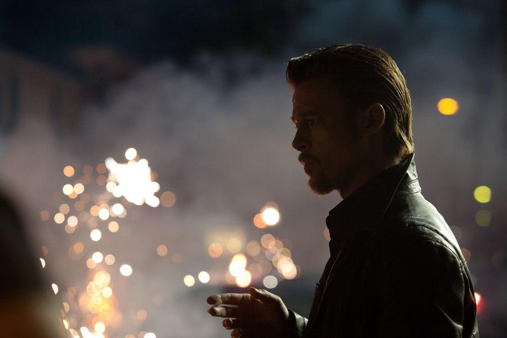 """Brad Pitt w filmie """"Zabić to łatwo powiedzieć"""""""