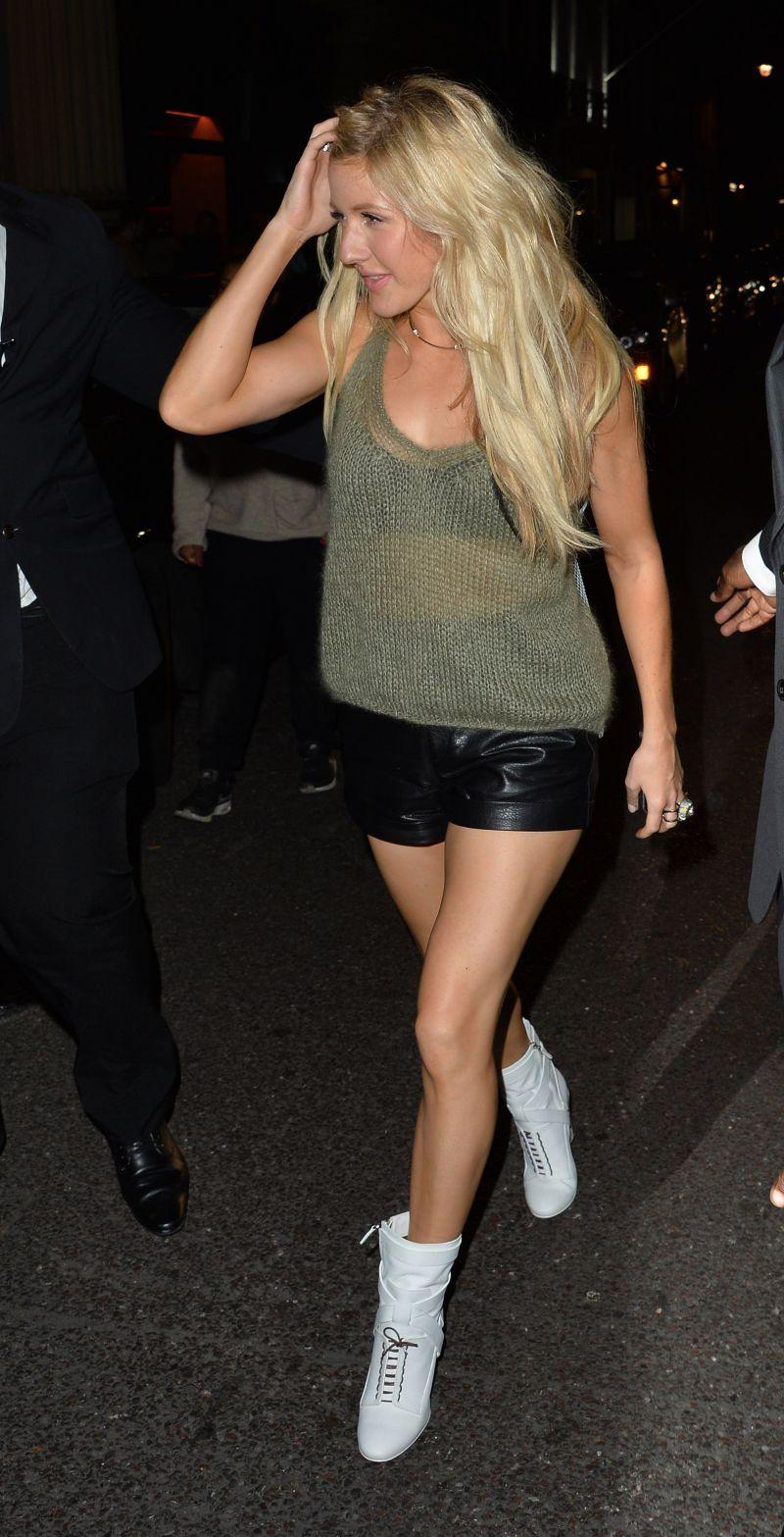 London Fasion Week wiosna 2015: Ellie Goulding