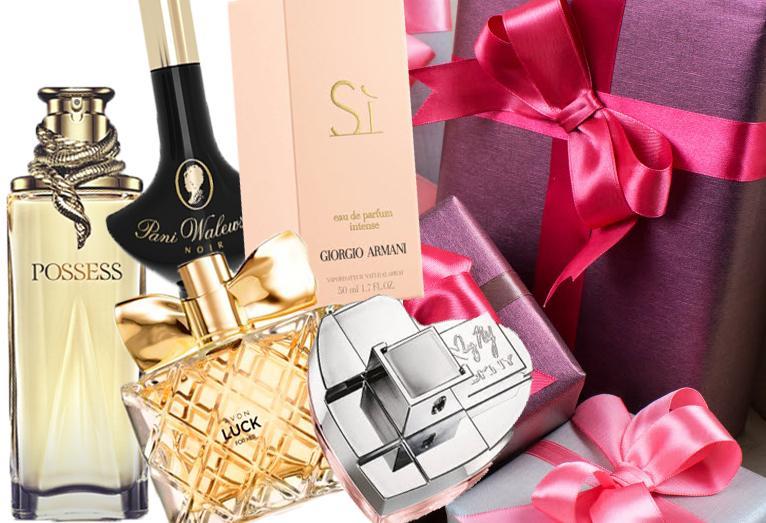 Zapachy na prezent gwiazdkowy dla niej