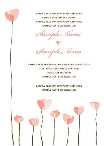 Zaproszenia ślubne - inspiracje graficzne