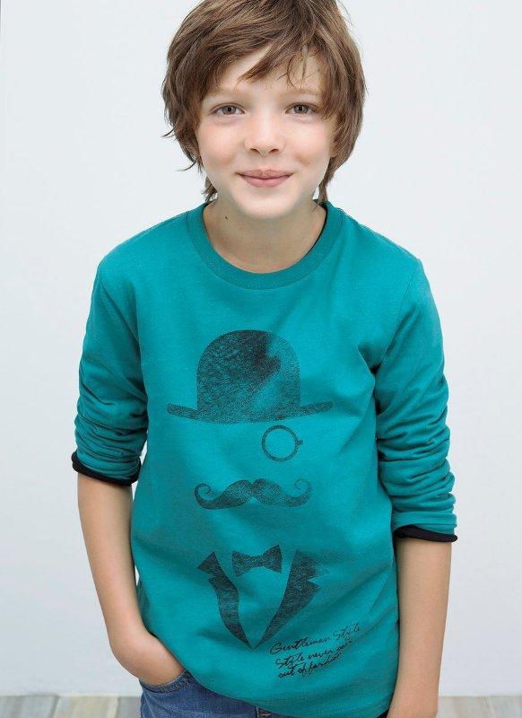 Zara dla chłopców - hipstersko i cool