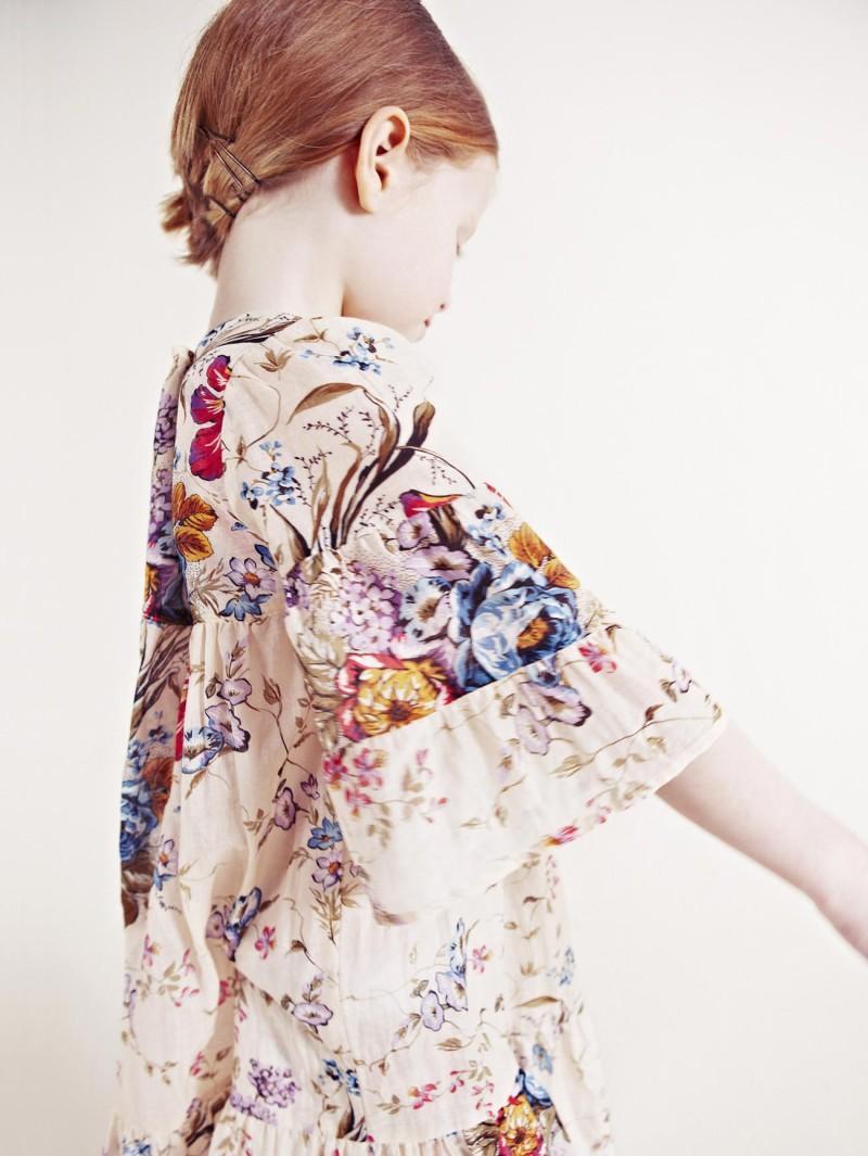 Zara dla dzieci na wiosnę i lato 2011 - zdjęcie