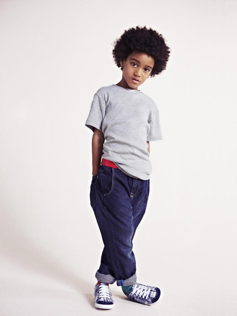 Zara dla dzieci na wiosnę i lato 2011