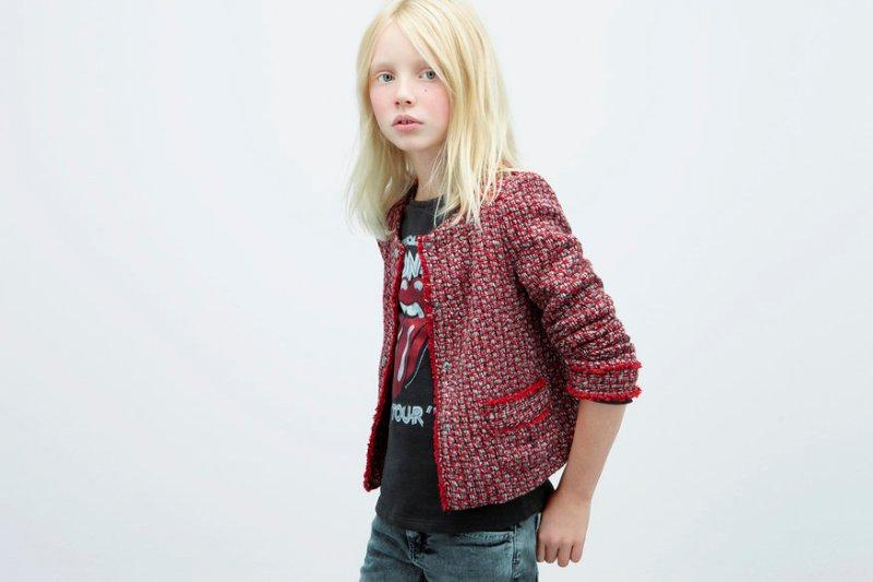 Zara dla dziewczynek - rockowo i klasycznie