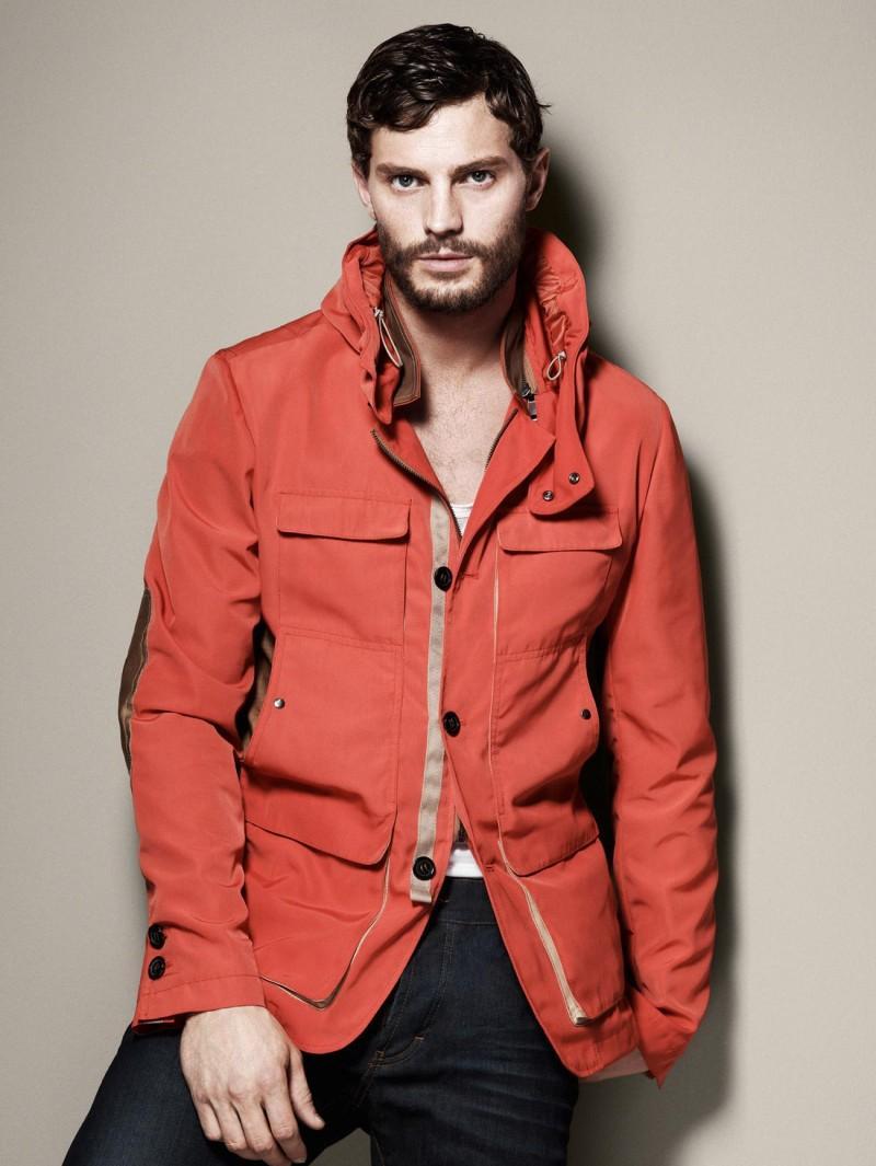 pomarańczowa kurtka ZARA - z kolekcji wiosna-lato 2011