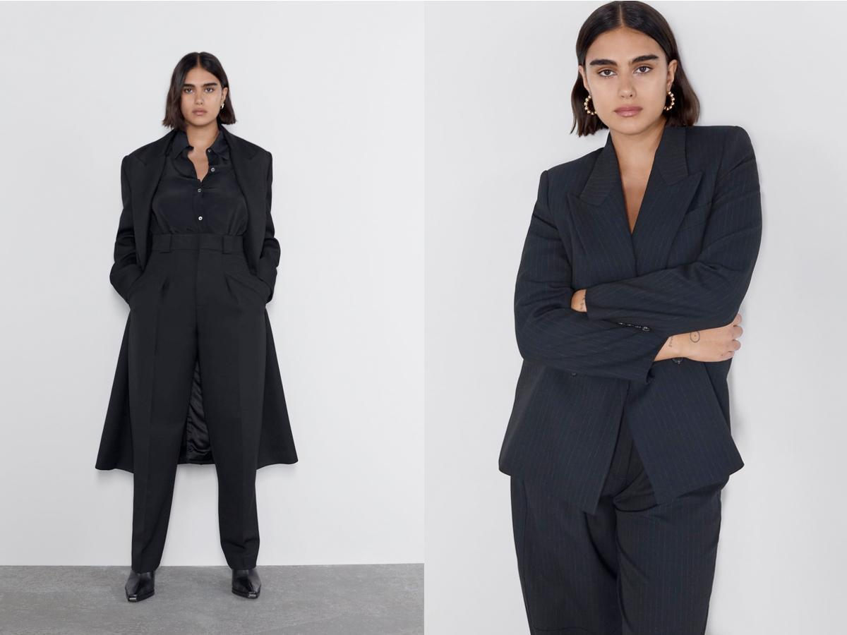 Jill Kortleve - pierwsza modelka plus size pozująca dla marki Zara