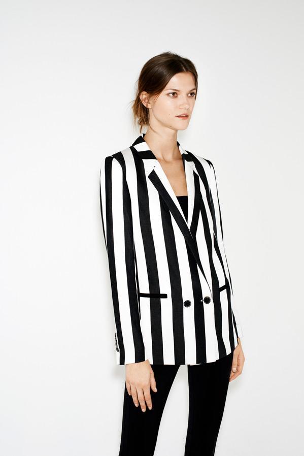 Zara - lookbook - grudzień 2012