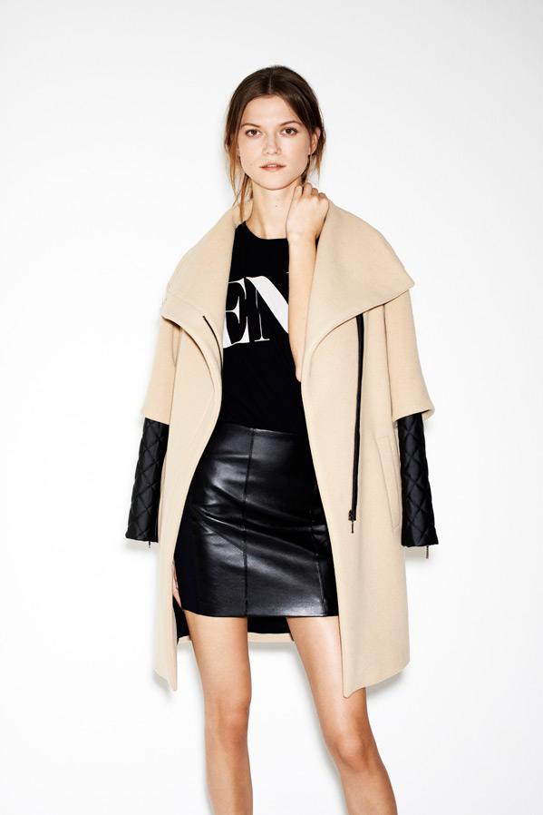 Zara - kolekcja na grudzień 2012