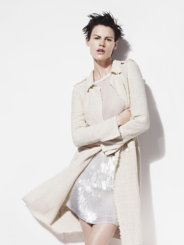 Zara ubrania, wiosna 2012