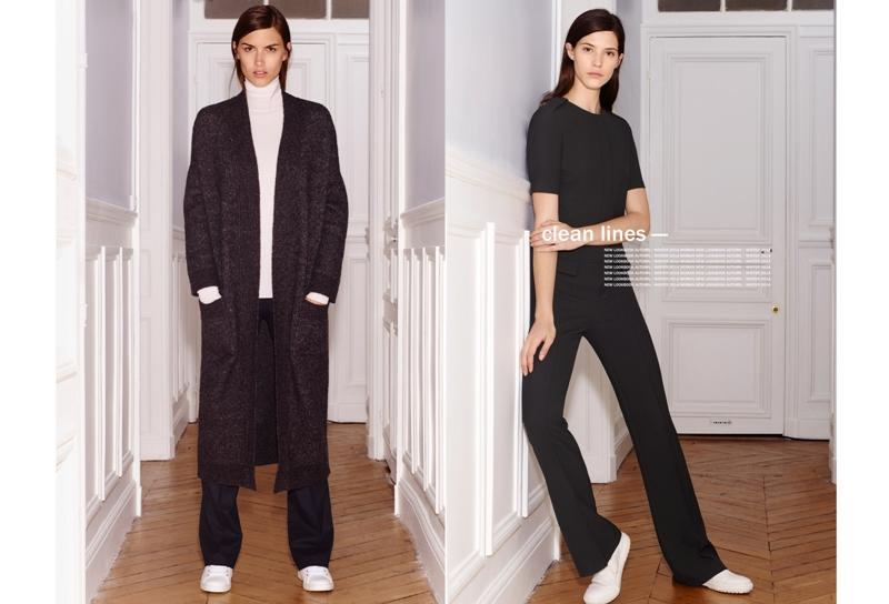 Zara - lookbook jesień-zima 2014/2015