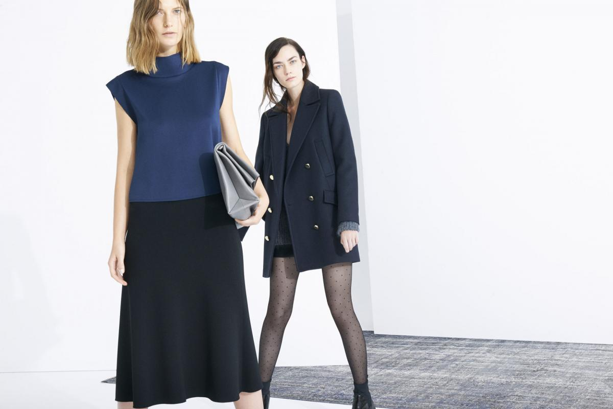 Zara - lookbook na jesień 2013