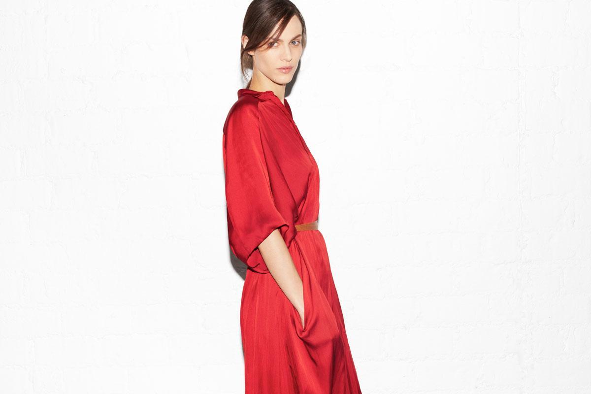 Zara - lookbook na kwiecień 2013