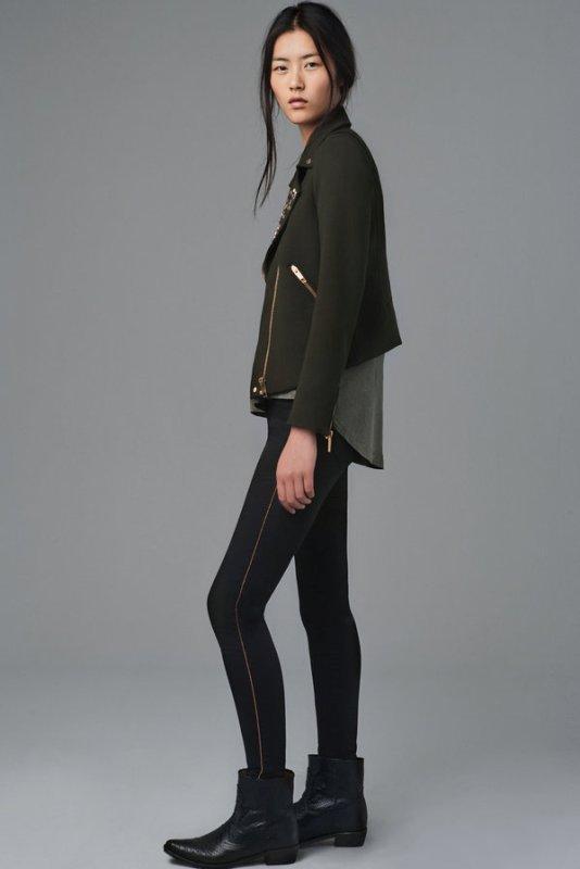 Zara na jesień - lookbook sierpień 2012