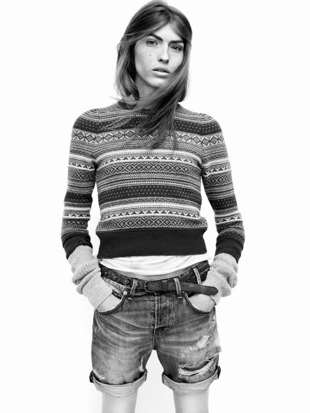 ZARA, Zara Trafaluc, kolekcje jesień/zima 2010/2011