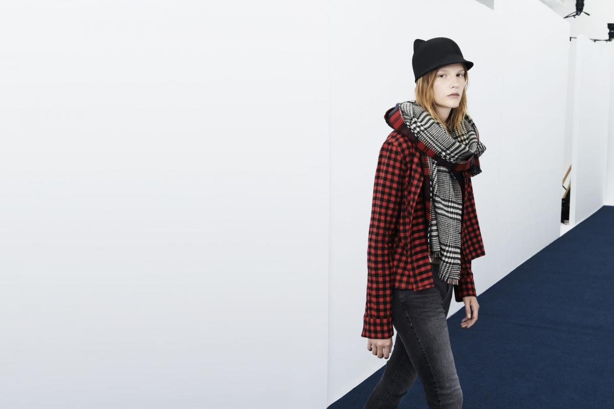 Zara TRF - lookbook na jesień 2013