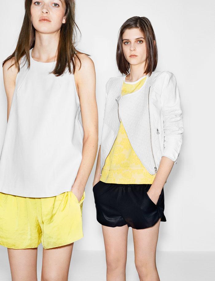 Zara TRF na kwiecień 2013