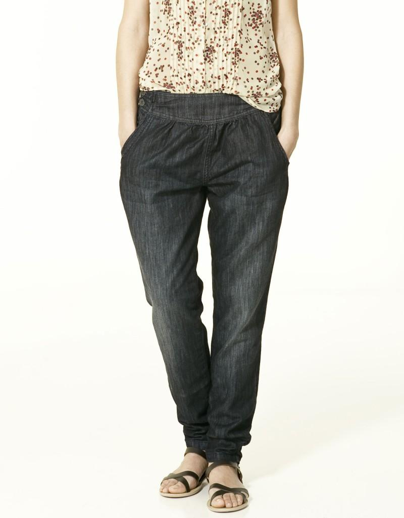 czarne dżinsy ZARA - wiosna 2011