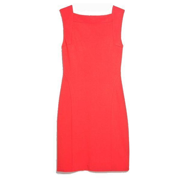 Czerwona sukienka, Mango, cena