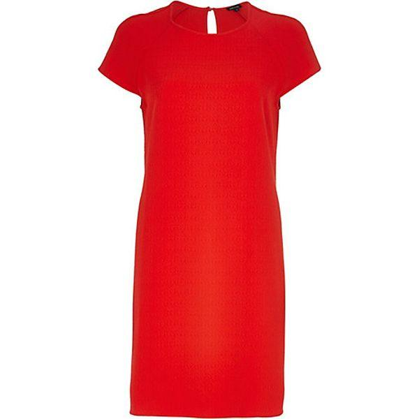 Czerwona sukienka, River Island, cena