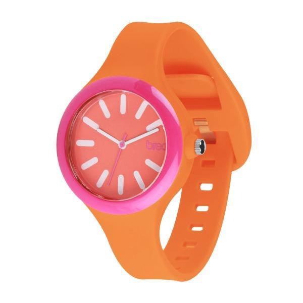 Pomarańczowy zegarek - Breo