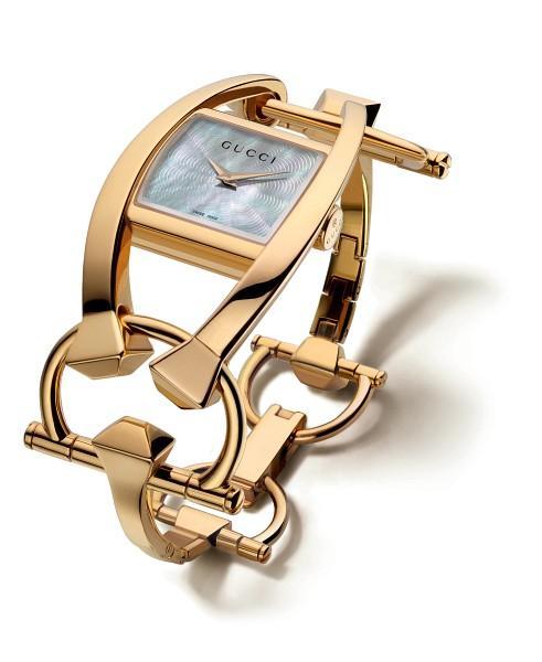 Zegarki damskie marki Gucci - kolekcja 2010 - zdjęcie