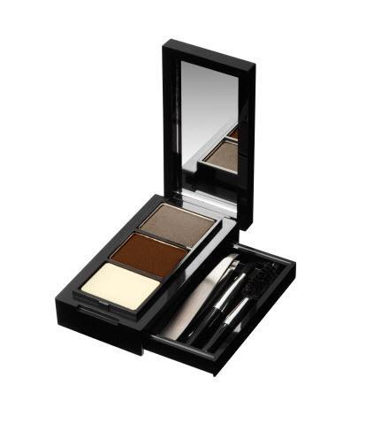 Zestaw do makijażu brwi Eyebrow Editor Midnight , Sephora, cena: