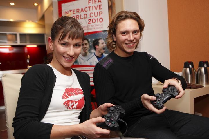 Ania Bosak i Żora Korolyov