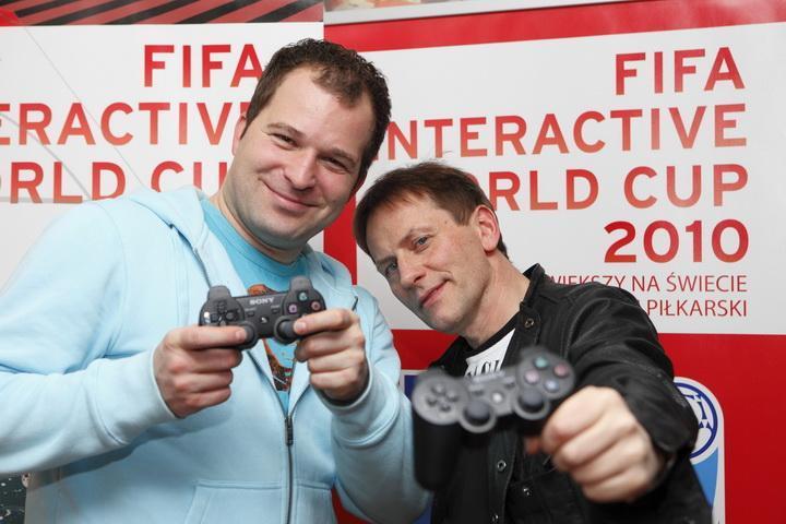 Damian Aleksander i Maciej Robakiewicz