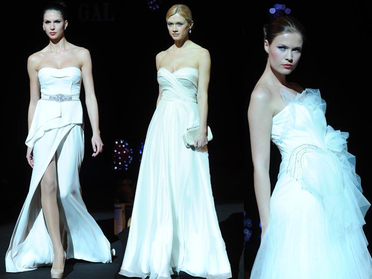 Zień, suknie ślubne