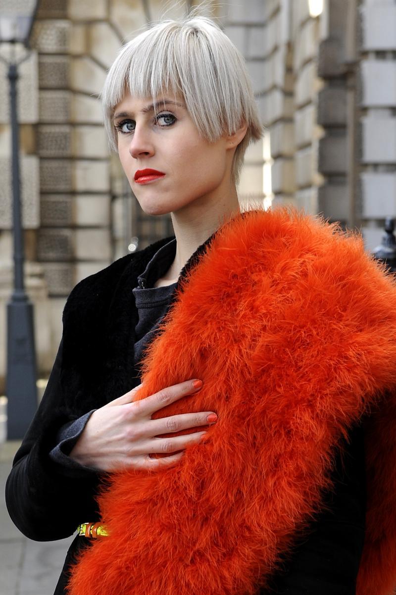 Street Fashion Londyn zima 2013