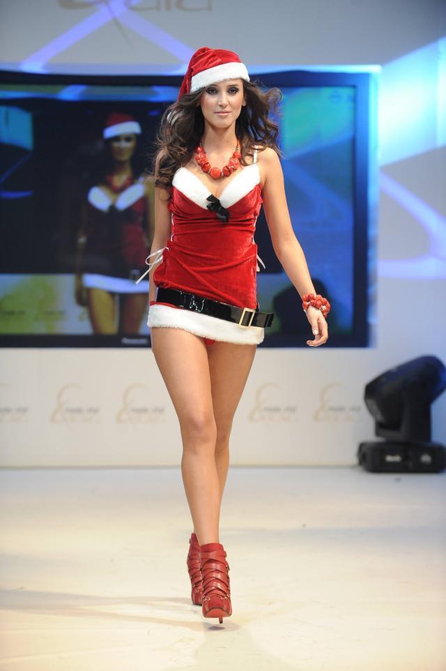 pokaz mody, bielizna, PASSION, kolekcje jesień-zima 2009/2010