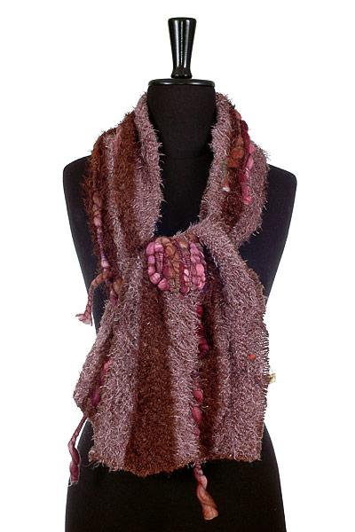 Zimowe szaliki Marengo Fashion - zdjęcie