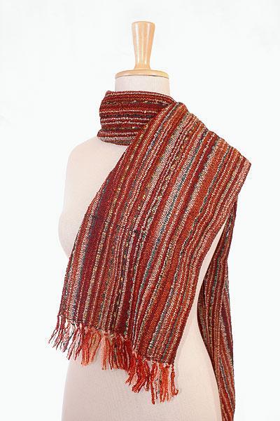 Zimowe szaliki Marengo Fashion - Zdjęcie 13