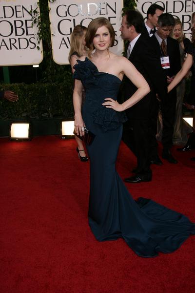 Amy Adams, Amy Adams - Złote Globy 2011