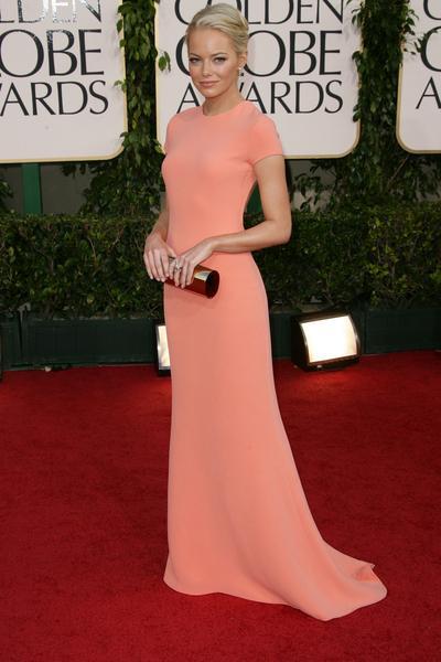 Emma Stone - Złote Globy 2011