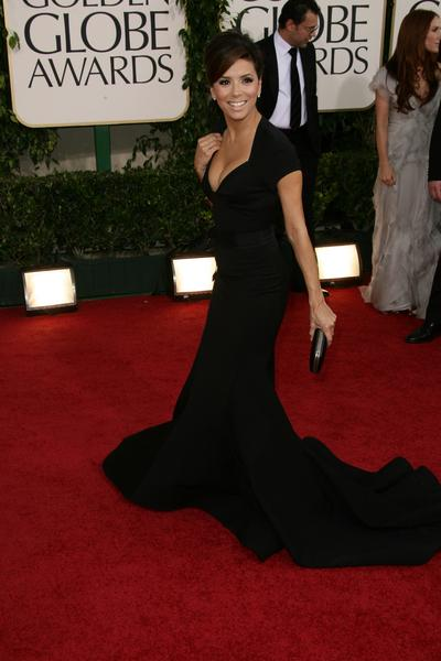 Eva Longoria Parker - Złote Globy 2011