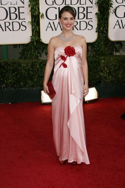 Natalie Portman - Złote Globy 2011