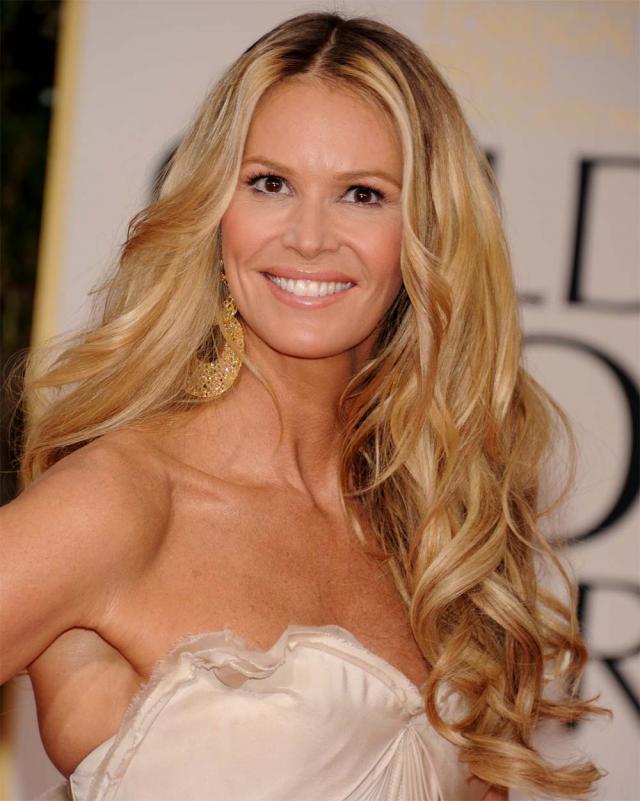 Na rozdaniu Złotych Globów 2012, makijaże i fryzury gwiazd
