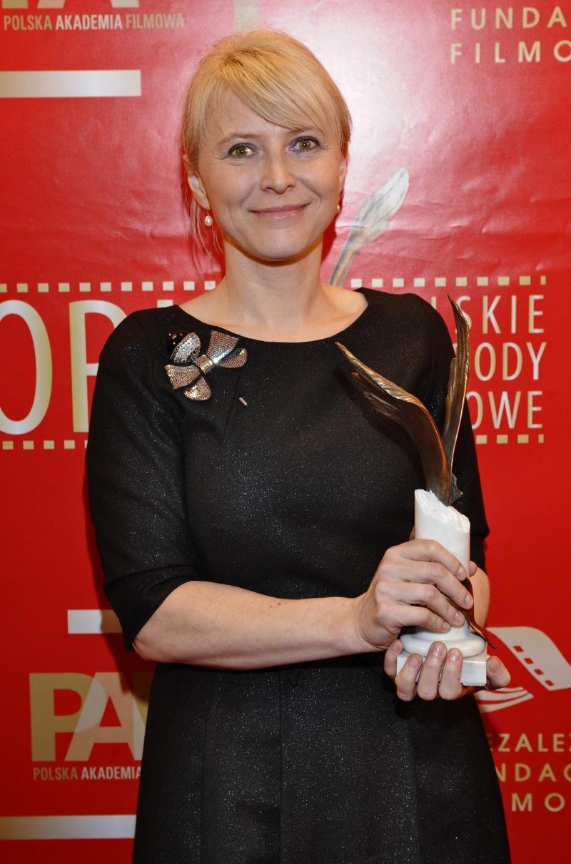 Małgorzata Zacharska - Złote Orły 2011