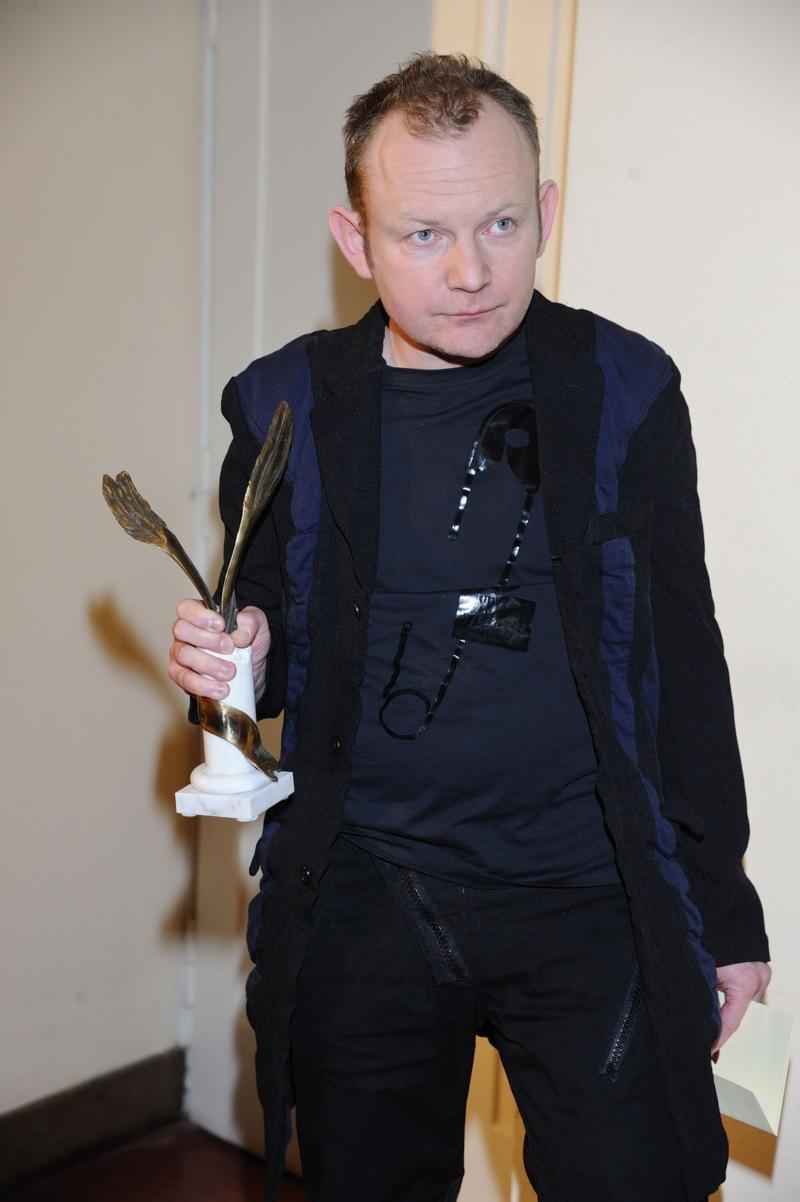 Paweł Mykietyn - Złote Orły 2011
