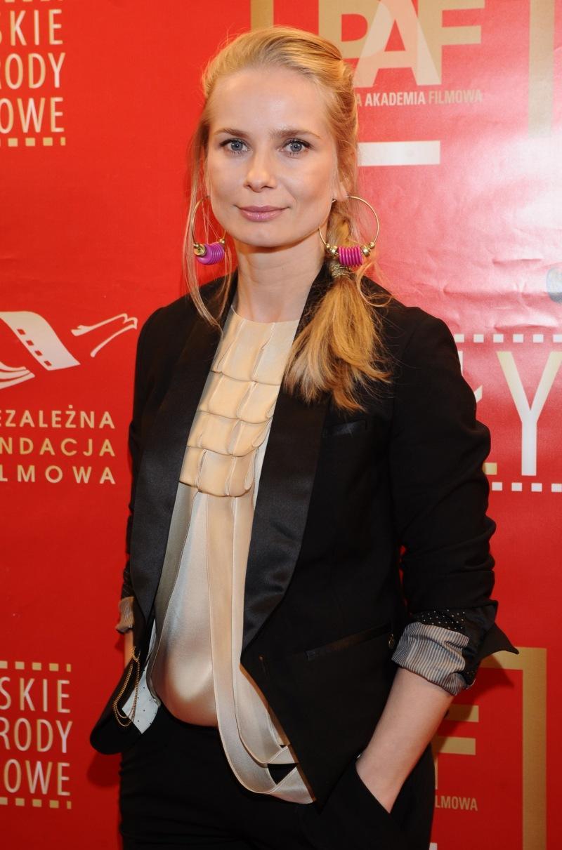 Magdalena Cielecka - Złote Orły 2011