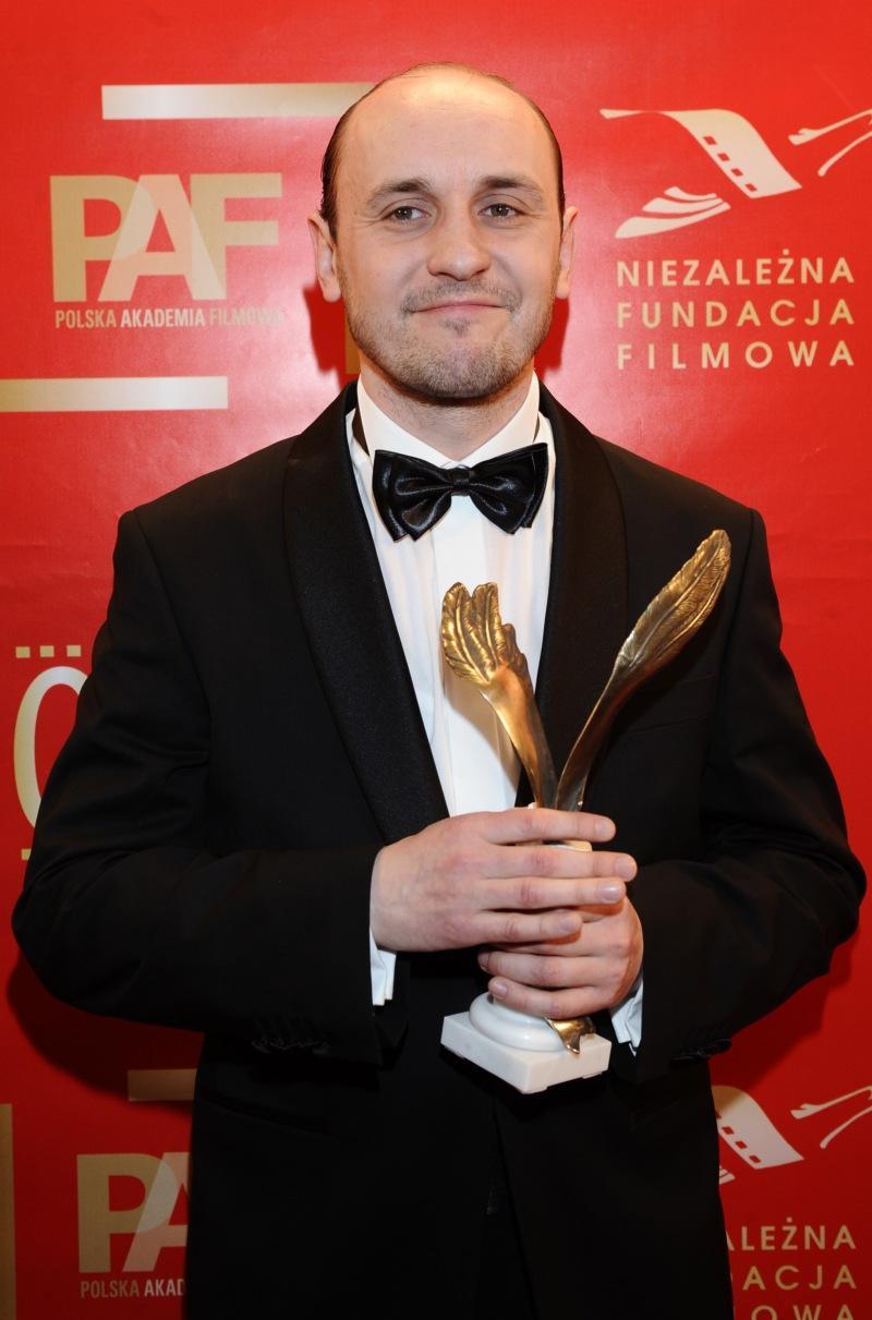 Adam Woronowicz - Złote Orły 2011