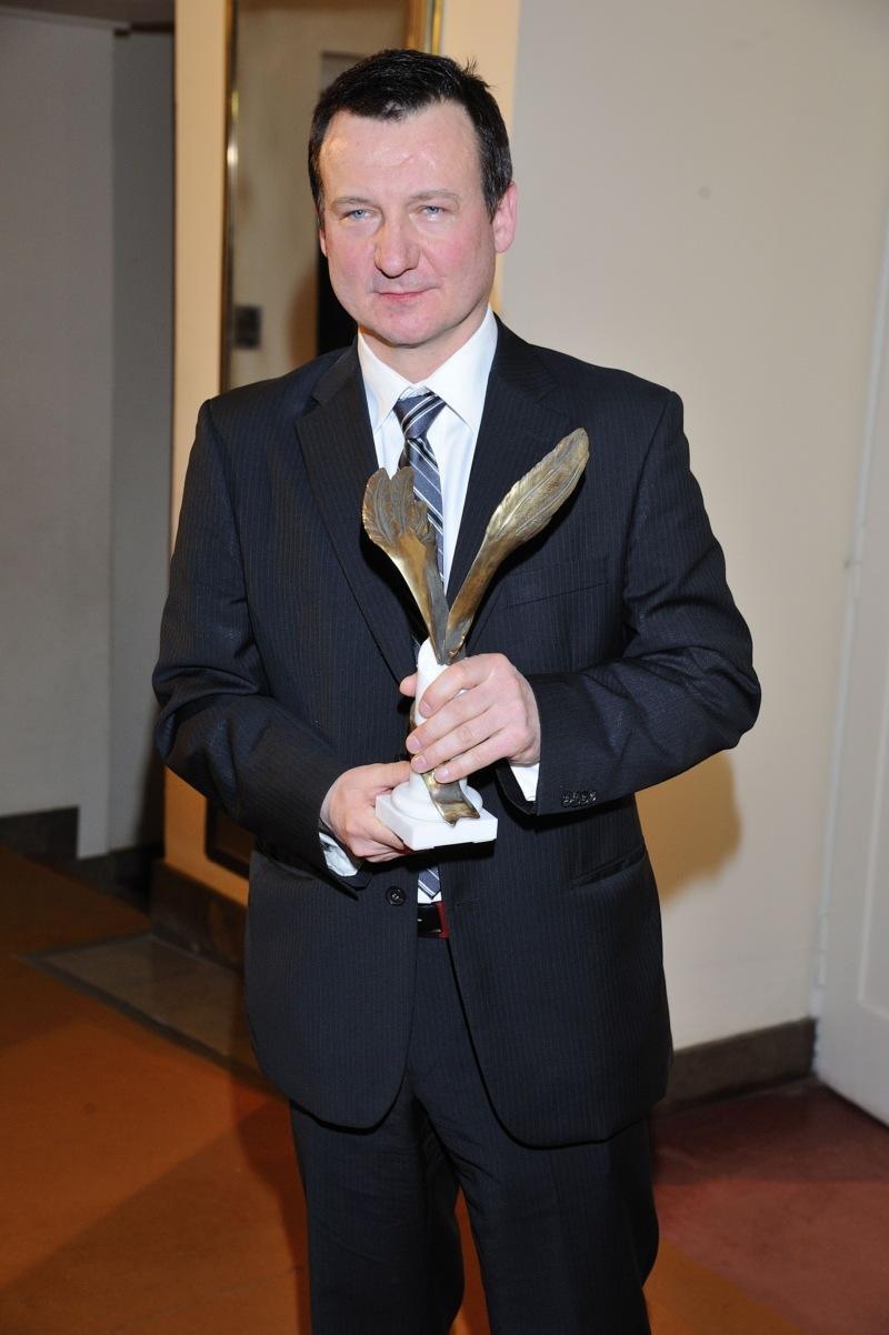 Robert Więckiewicz - Złote Orły 2011