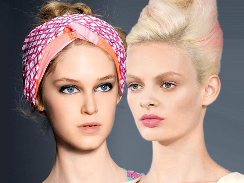 Zmień fryzurę na wiosnę 2013