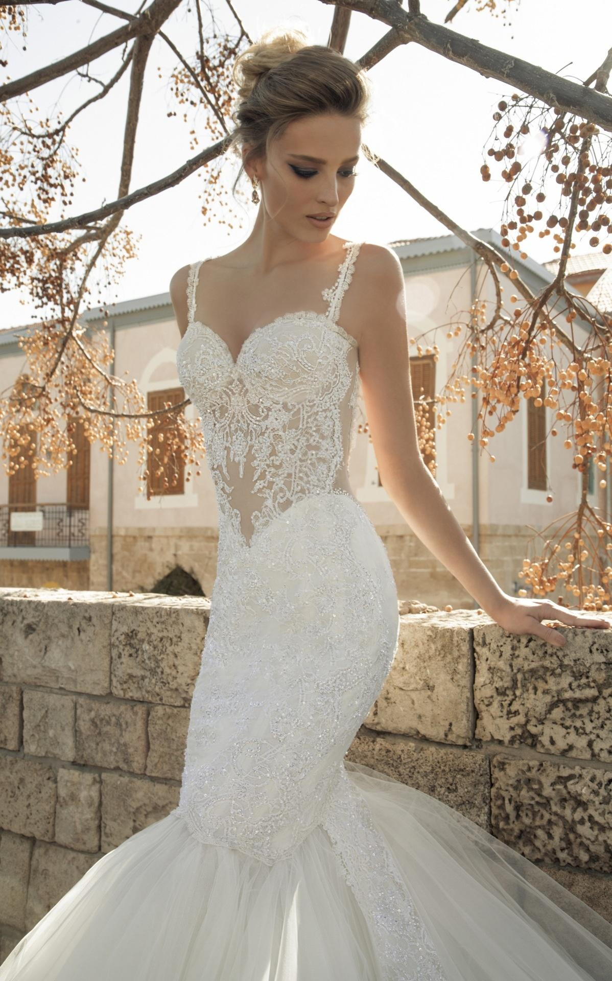 4409f743b3 suknia ślubna Galia Lahav z odsłoniętymi plecami - Zmysłowe suknie ...