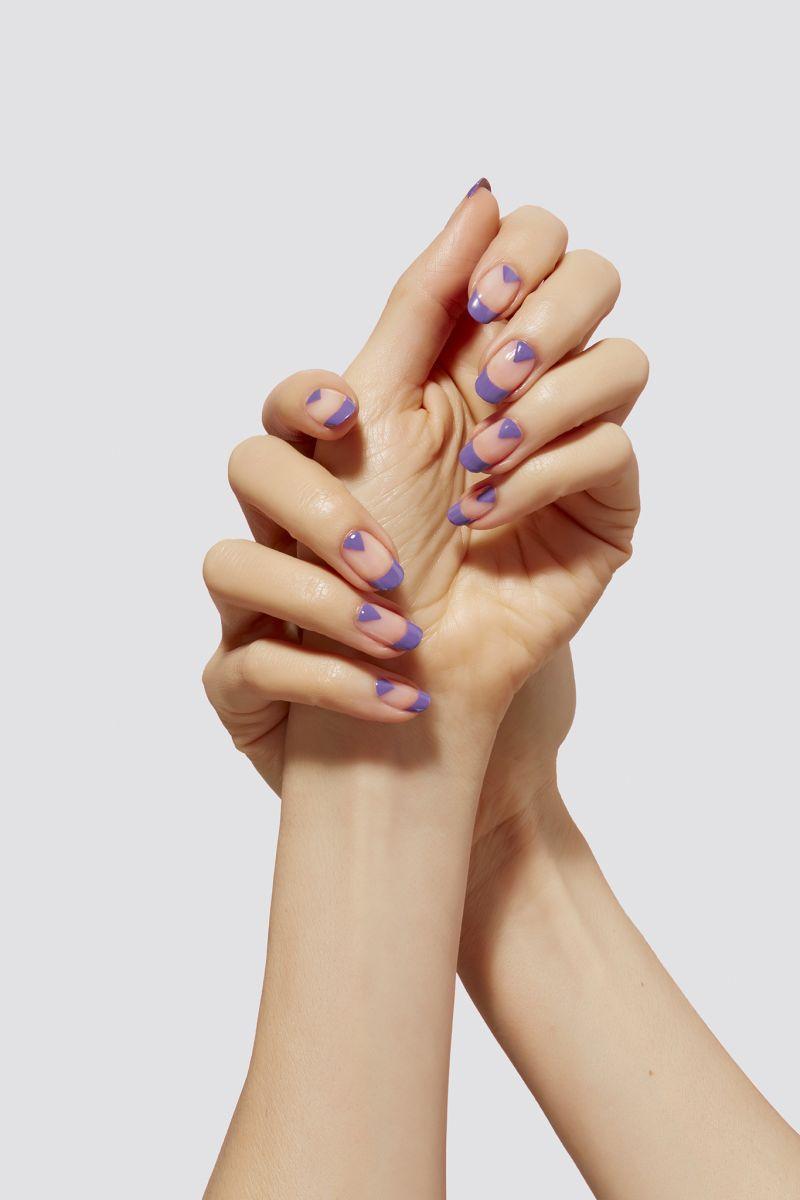 Idealne nailfie - modne paznokcie